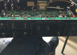 Maintenance Effet Dynacord VRS23